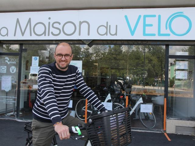 La Maison du Vélo, Rennes