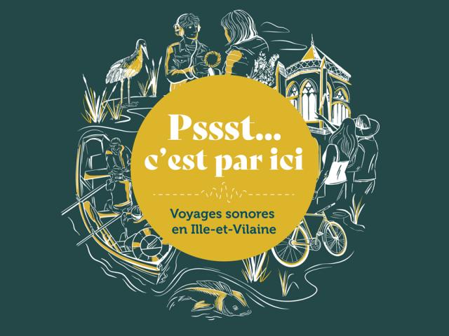 Voyages sonores en Ille-et-Vilaine