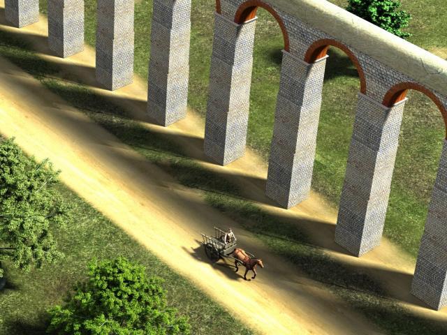 Le pont-aqueduc de Kerampest