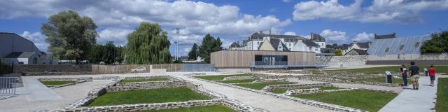 Jardin archéologique de Vorgium