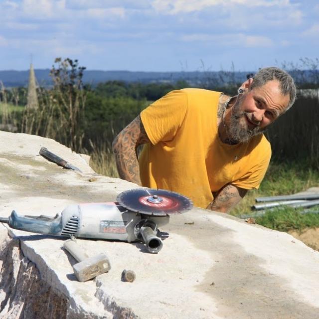 Interview d'un sculpteur