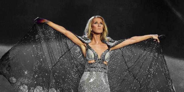 Concert très attendu de Céline Dion au Festival des Vieilles Charrues !