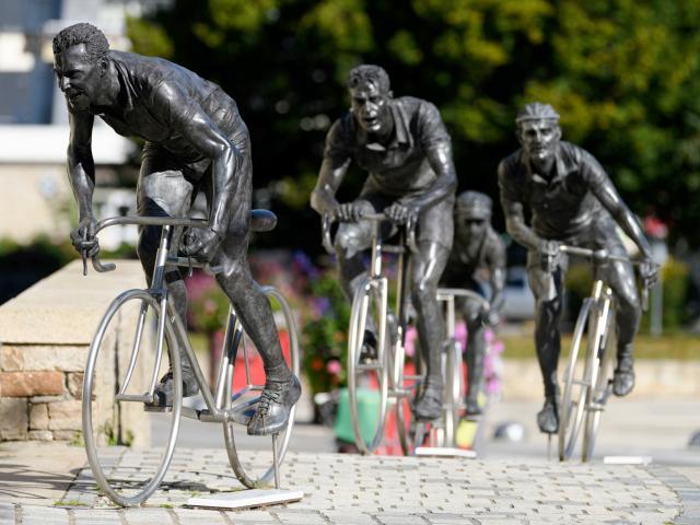 Les 4 As du cyclisme bretons