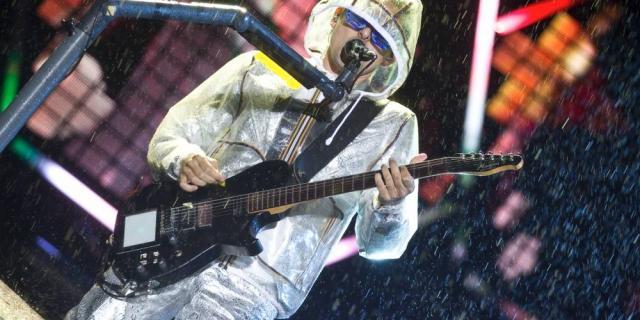 Muse en 2010