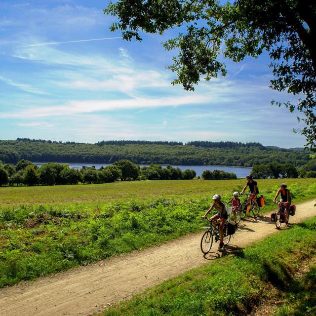 Le long de La Vélodyssée
