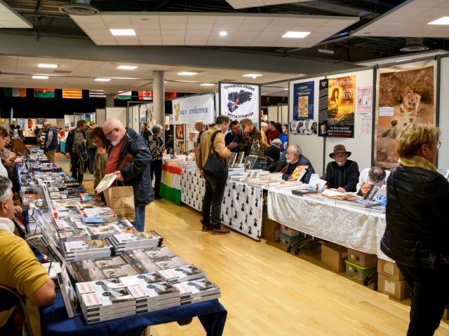 Le Festival du Livre en Bretagne