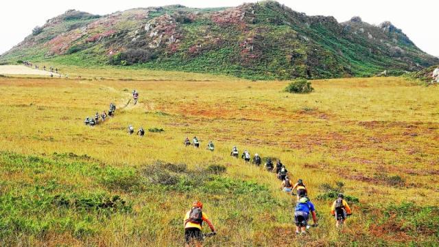 Le Roch des Monts d'Arrée dans les landes