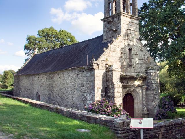 La Chapelle Sainte-Catherine à Plounévézel