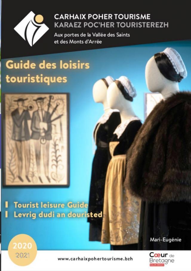 Couverture Guide Loisirs Touristiques 2020