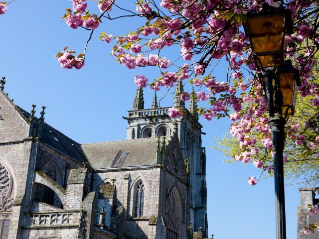 Eglise Saint-Trémeur à Carhaix