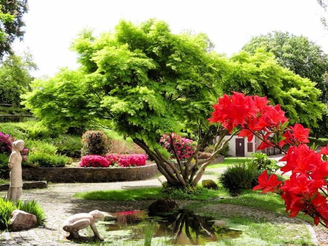 Bourg Saint Hernin En Fleurs
