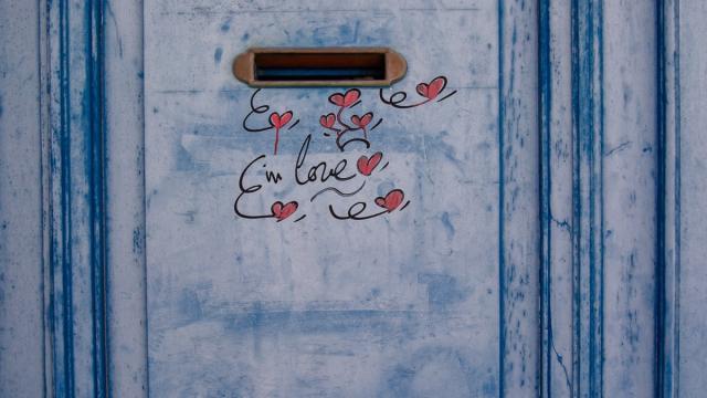 Grafs Dans Les Rues De La Rochelle