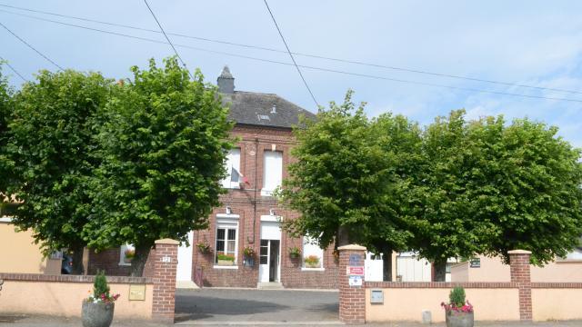 Mesnil Réaume Mairie