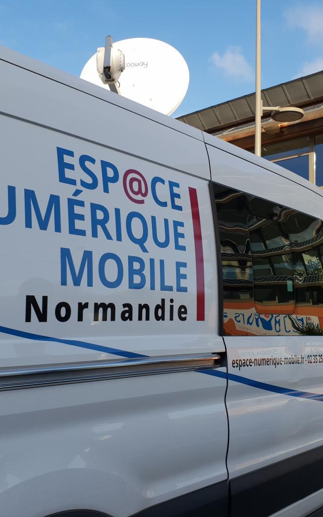 Espace Numérique Mobile