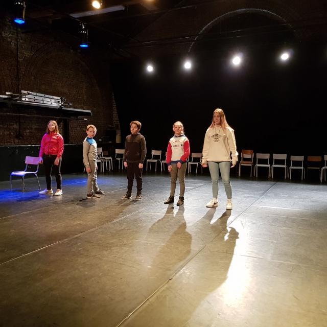 Atelier Théâtre 2