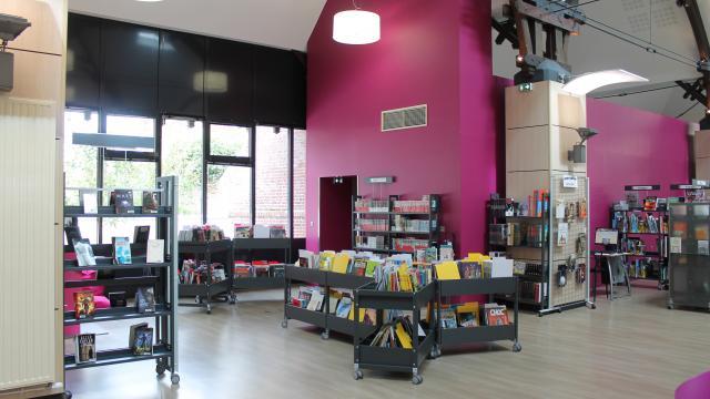 Le Treport Bibliotheque (1)