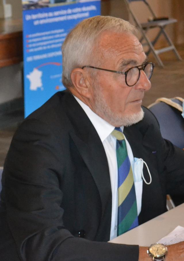 Alain Briere 2020