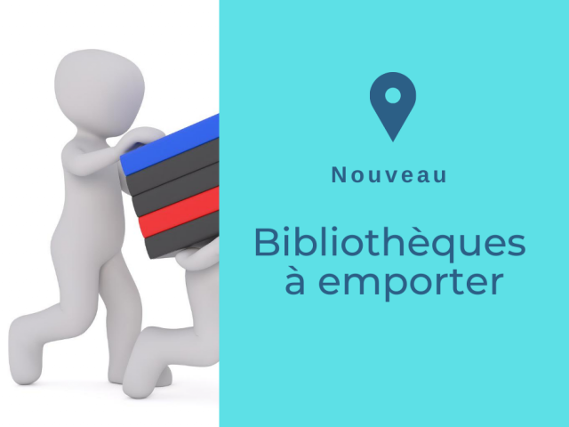 Bibliotheques A Emporter