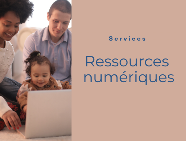 Ressources Numeriques