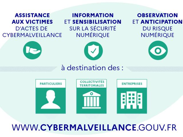 Banniere Institutionnelle Cybermalveillance