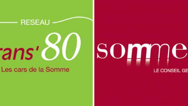 Logo Trans'80 Somme