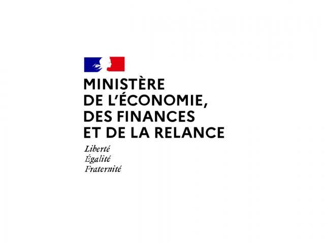 Logo Ministere De L Economie Des Finances Et De La Relance