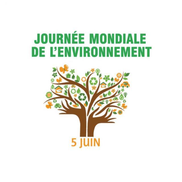 Journée de l'environnement - logo