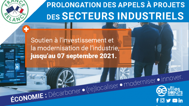 France Relance Prolongation