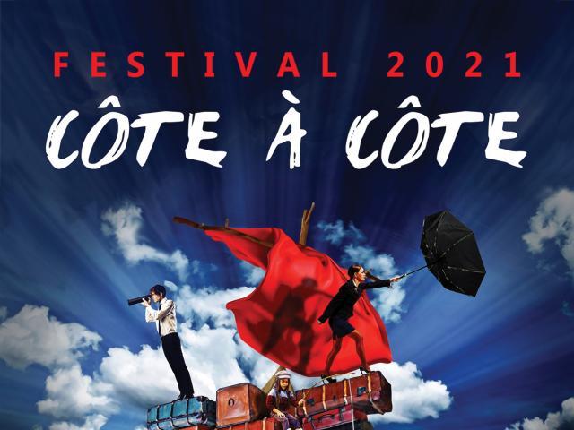Affiche Festival Cote A Cote 2021