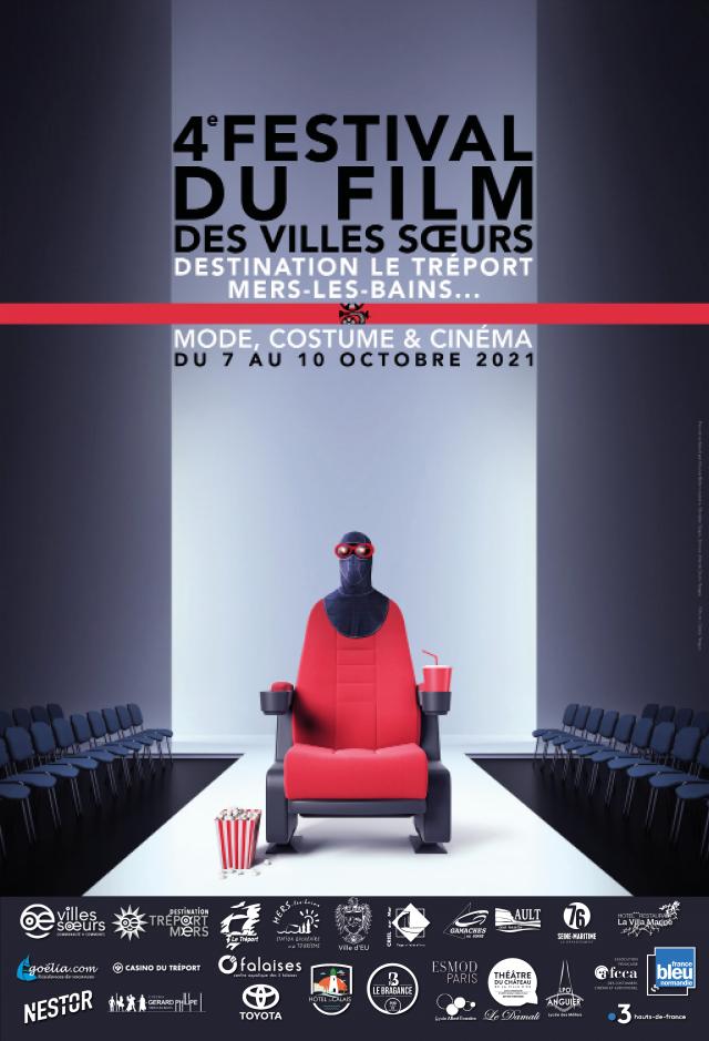 Affiche Festival Du Film Des Villes Soeurs