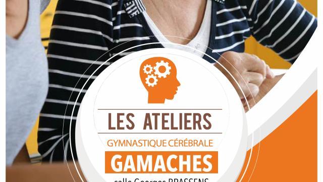 Affiche Gymnastique Cérébrale