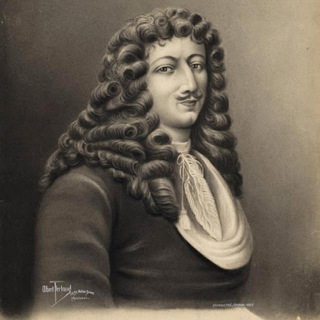 Portrait de Jean Talon Châlons-en-Champagne