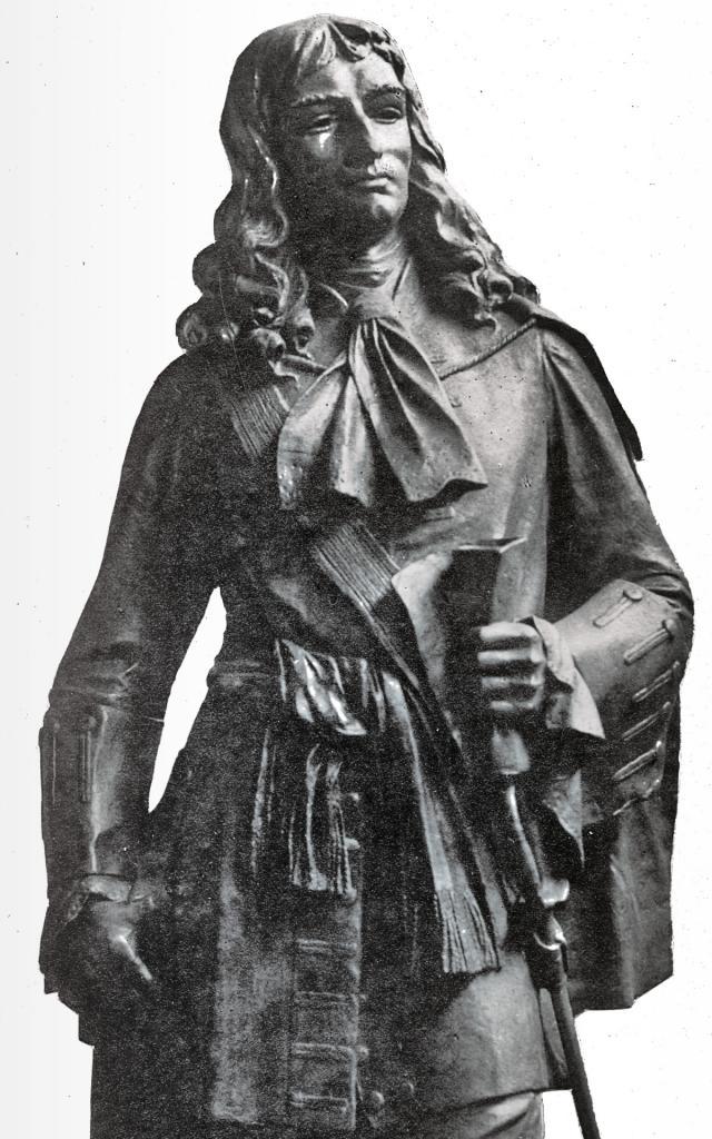 Jean Talon Statue