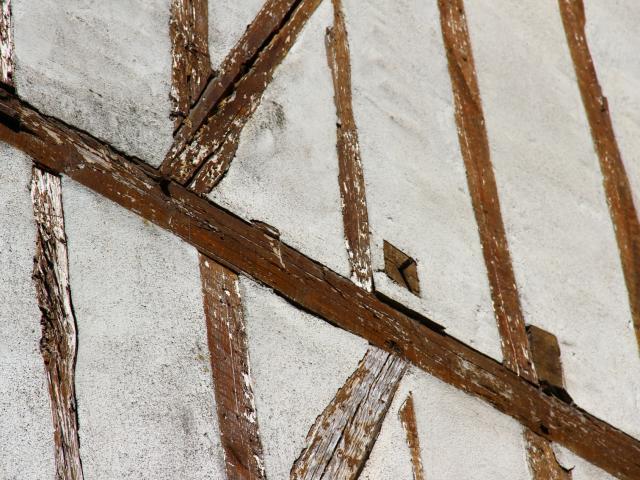 Architecture Pan De Bois Detail © Mathilde Boivin