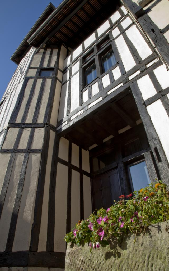 Architecture Pan De Bois Maison Clemangis Chalons © Jean Côme Nicolle