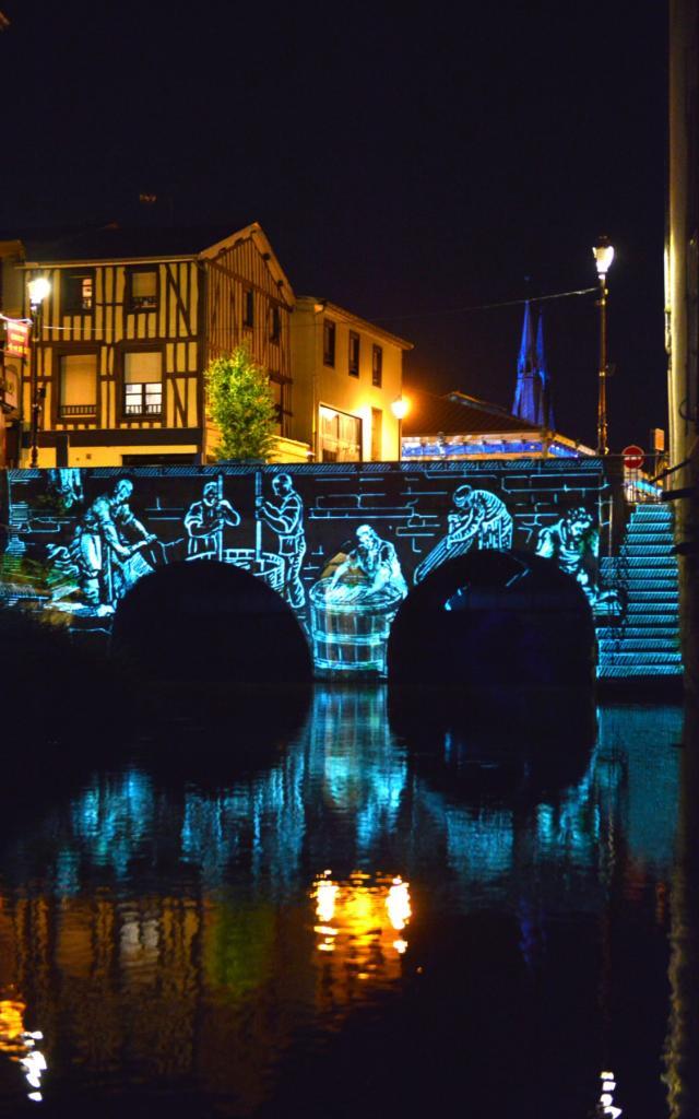 Balade En Barque Metamorpheauses Pont Putte Savatte © Christophe Manquillet