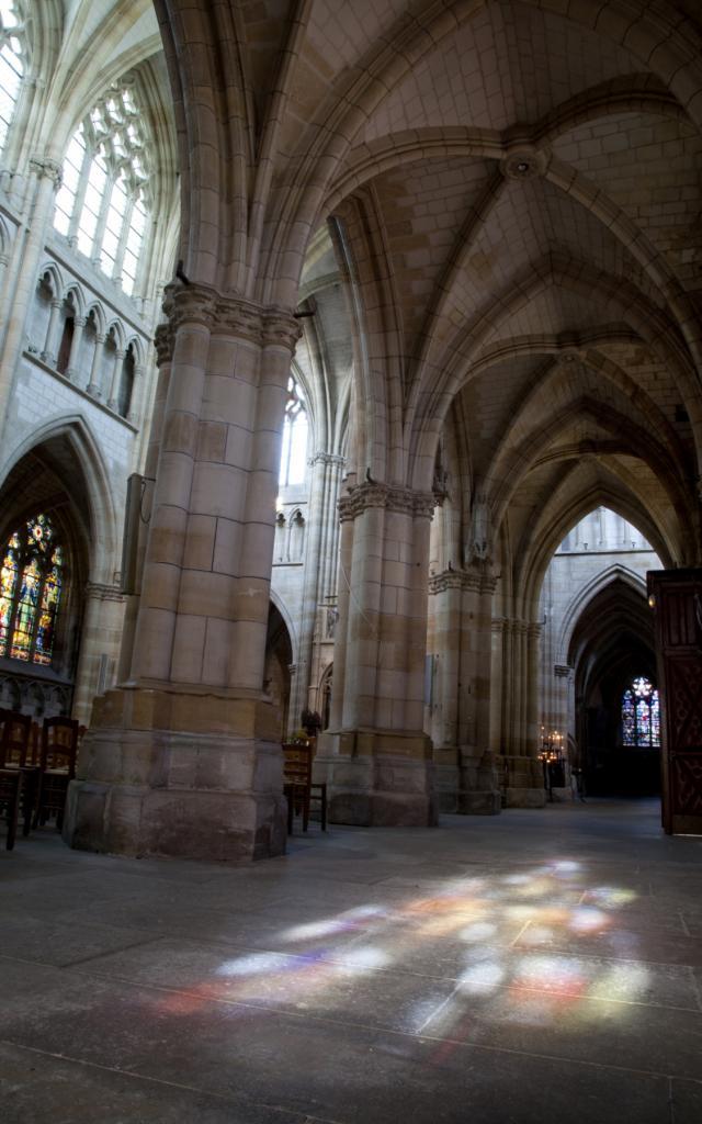 Basilique L Epine Unesco Allee Lumieres © Jean Côme Nicolle