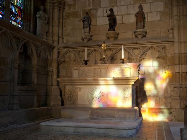 Basilique L Epine Unesco Lumieres © Jean Côme Nicolle