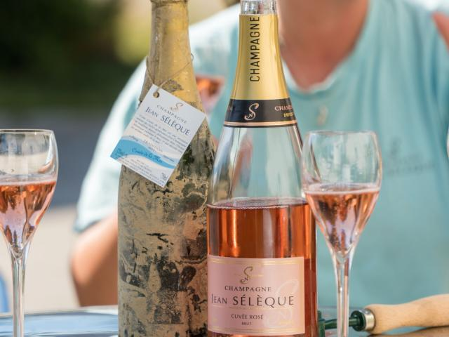 Champagne Jean Seleque Degustation 1 © Marat Anaev