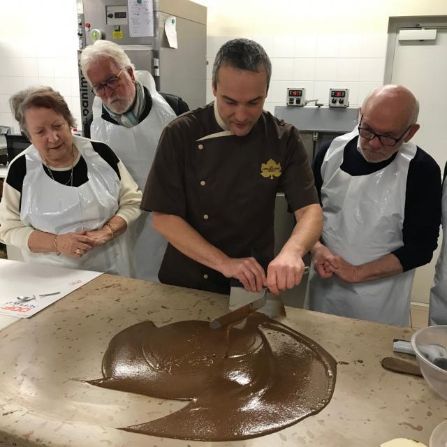 Chocolaterie Thibaut Atelier Fabrique Ton Chocolat Chalons © Agence 51