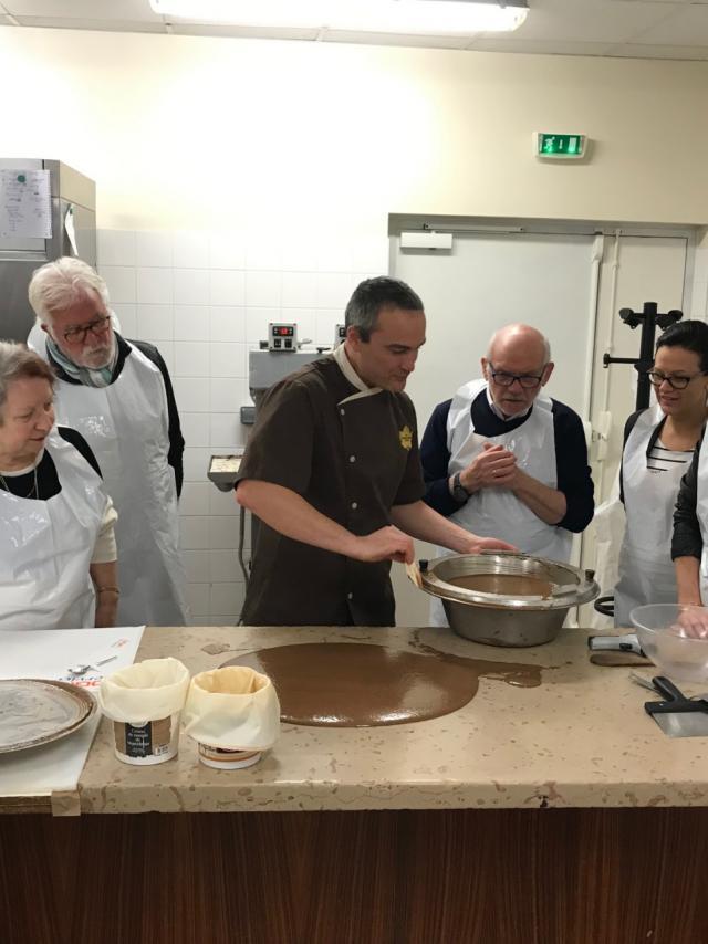 Chocolaterie Thibaut Fabrique Ton Chocolat Evjf © Agence 51