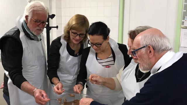 Chocolaterie Thibaut Pierry Creation De Chocolats © Agence 51