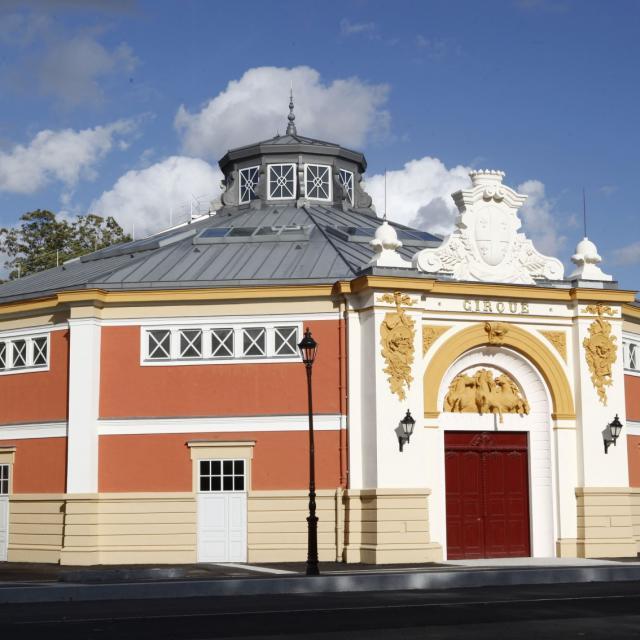 Cirque En Dur Historique © P Cibille