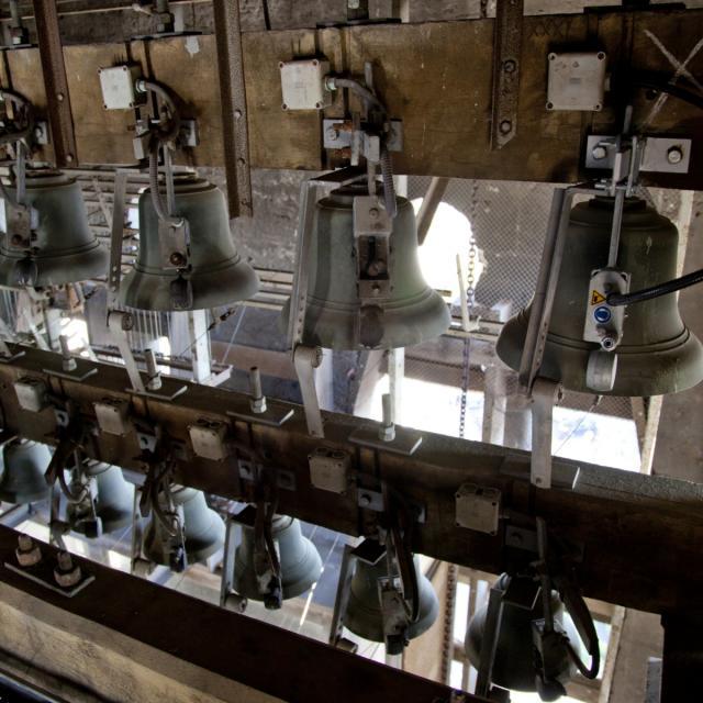 Collegiale Notre Dame En Vaux Carillon 56 Cloches © Jean Côme Nicolle