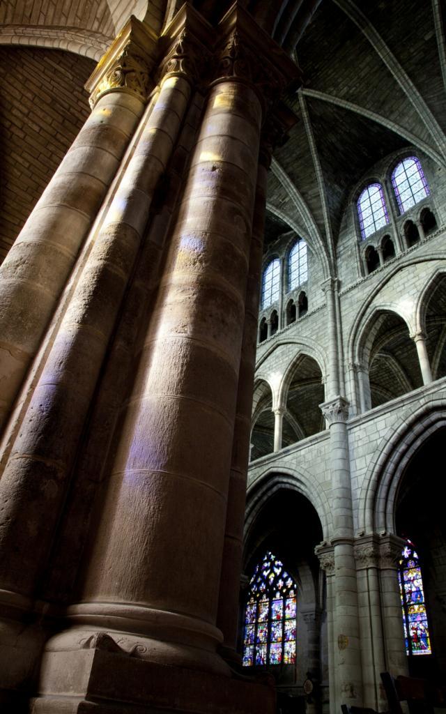Collegiale Notre Dame En Vaux Chalons Unesco © Jean Côme Nicolle
