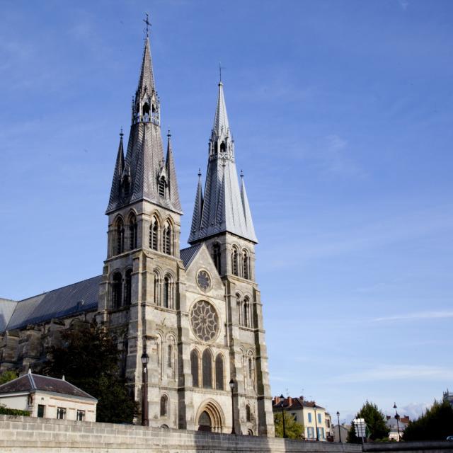 Collegiale Notre Dame En Vaux Unesco Chalons En Champagne © Jean Côme Nicolle