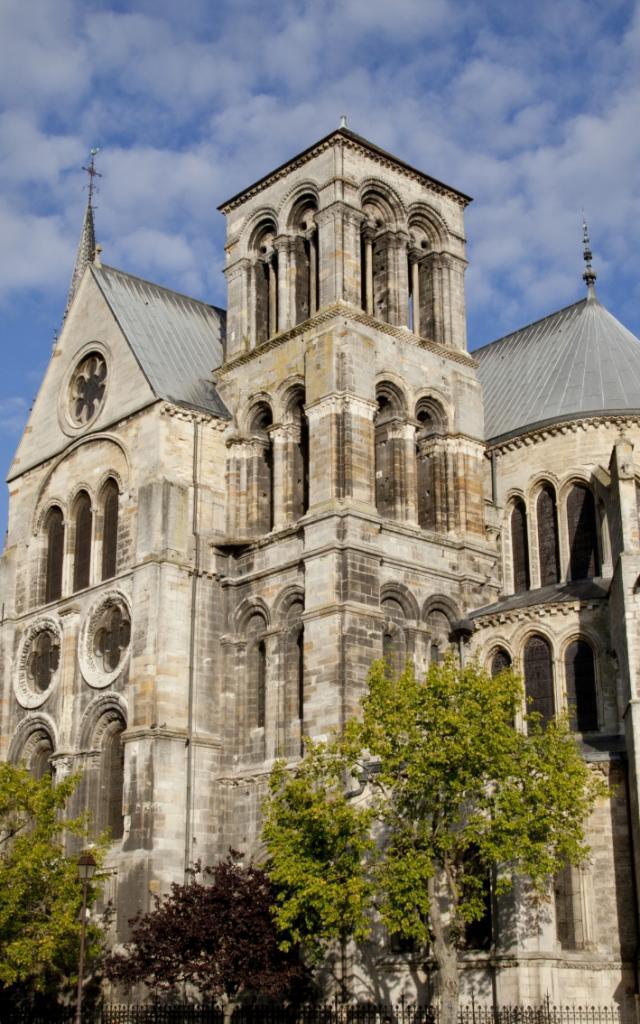 Collegiale Notre Dame En Vaux Unesco Chalons © Jean Côme Nicolle