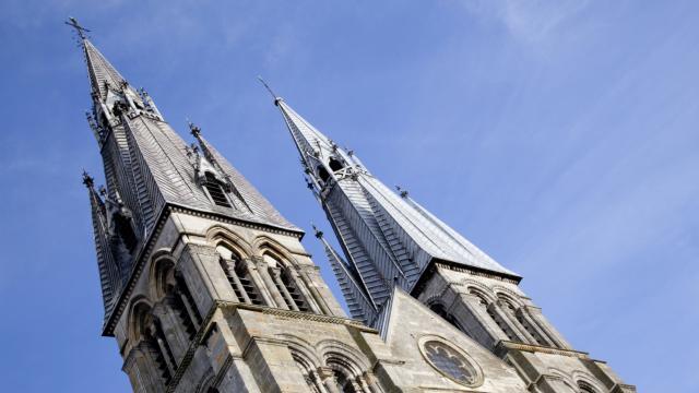 Collegiale Notre Dame En Vaux Unesco Tours © Jean Côme Nicolle