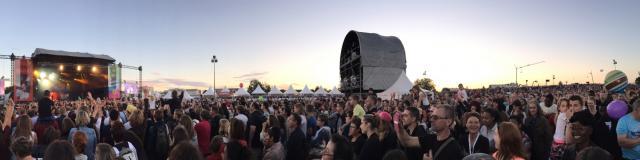 Concert Foire En Scene Foire De Chalons Panorama