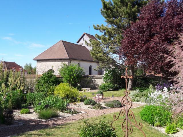 Haussimont Jardin Sensoriel Nature Chalons Agglo 1 © Haussimont